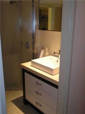 חדר מקלחת - נאוה כהן - אדריכלות פנים