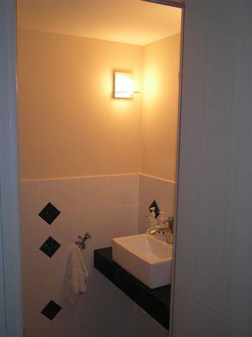 חדר שירותים - נאוה כהן - אדריכלות פנים