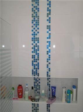מקלחת - נאוה כהן - אדריכלות פנים