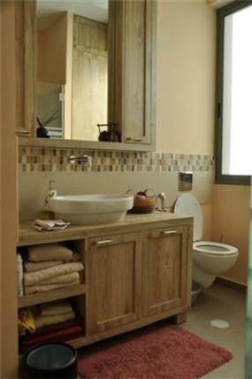 חדר אמבטיה דירה 50 מ''ר בתל אביב
