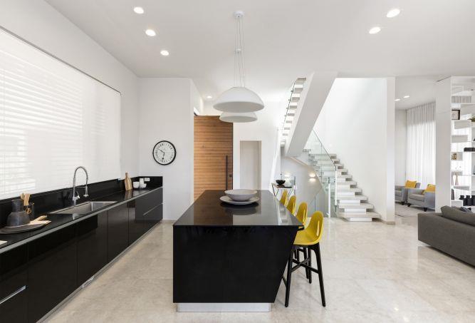 בית בהוד השרון - רונית גולדפריד / עיצוב ואדריכלות פנים