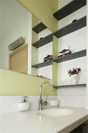 חדר אמבטיה בעיצוב צעיר, לילך לויט