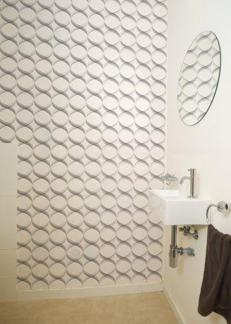 עיצוב מודרני בחדר האמבטיה, לילך לויט