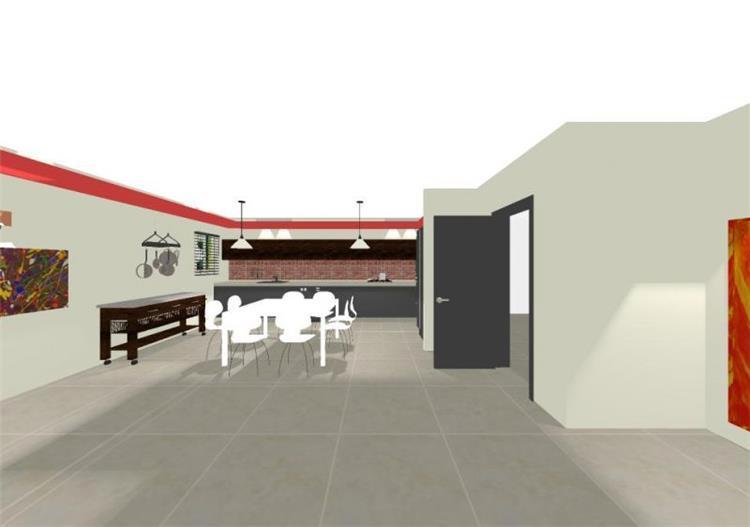 פינת אוכל ומטבח - נגה - עידן חדש בתכנון ועיצוב הבית