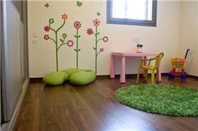 דירה במגדלי נתנאל, רמת אביב, ת''א. חדר ילדים - סטודיו פרטים. צילום: אבישי פינקלשטיין.