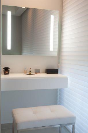 דירה בפרויקט Sea&Sun, ת''א. חדר שינה - סטודיו פרטים. צילום: אבישי פינקלשטיין.
