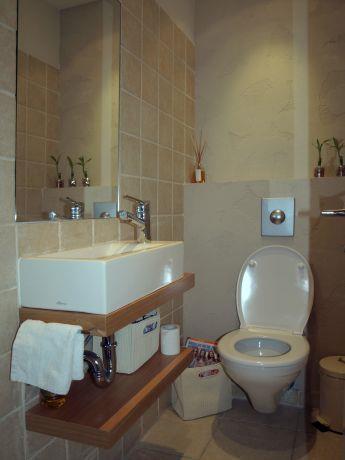 דירה ברח' הגאון אליהו, מרום נווה, ר''ג. חדר אמבטיה - סטודיו פרטים.