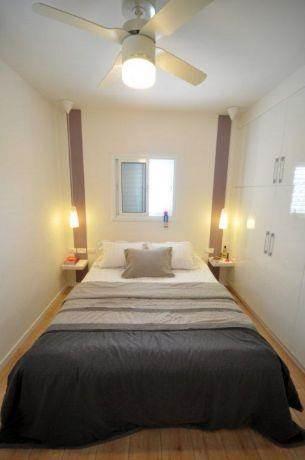 דירה ברח' קרני, ת''א. חדר שינה - סטודיו פרטים. צילום: אלעד גוטמן.