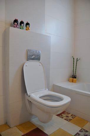 דירה ברח' מרים החשמונאית, תל אביב. חדר אמבטיה - סטודיו פרטים
