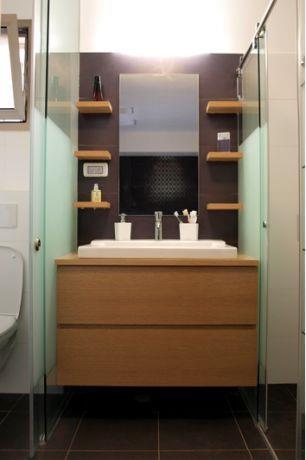 חדר אמבטיה ביחידת הורים, עיצוב סטודיו פרטים