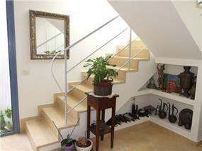 מדרגות - שקמה ויסמן זלצר - תכנון ועיצוב פנים
