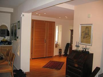 מבואת כניסה, בית פרטי, יבנה - ליאורה שורץ אדריכלות ועיצוב פנים