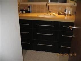 חדר אמבטיה הורים, דירה בהרצליה - ליאורה שורץ אדריכלות ועיצוב פנים