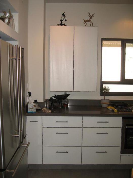 מטבח, דירה, צמרות הרצליה - ליאורה שורץ אדריכלות ועיצוב פנים