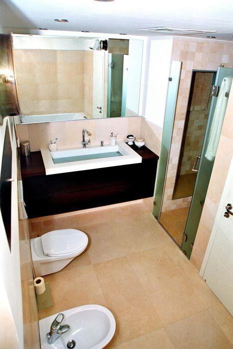 מקלחת הורים - ש. אורן אדריכלים
