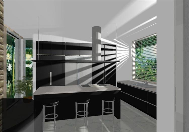 מטבח ופינת אוכל - .A.B.S עיצובים - סטודיו לעיצוב פנים