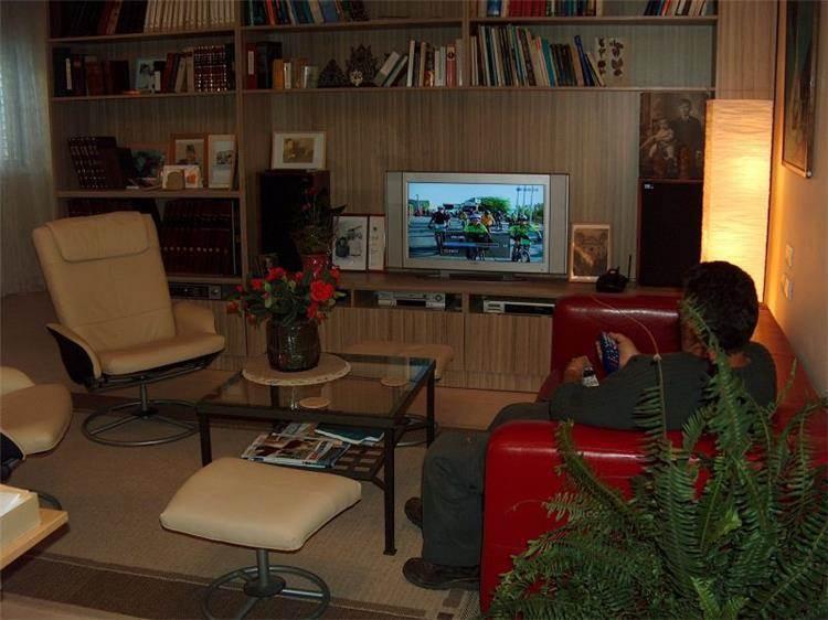 פינת ישיבה, בית פרטי, מושב רגבה - .A.B.S עיצובים - סטודיו לעיצוב פנים
