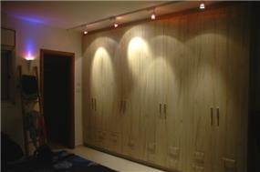 חדר שינה - אילנה חכים עיצובים