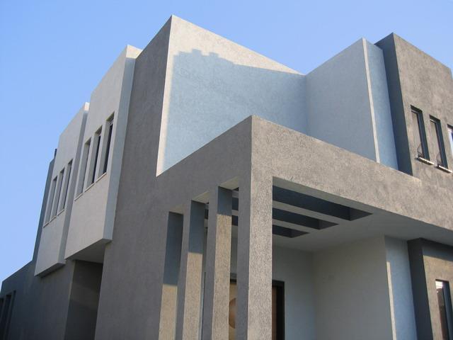 וילה, אשדוד - רינה מגן - אדריכלות ועיצוב פנים