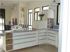מטבח, כפר יונה - כנרת ספיר - אדריכלות ועיצוב פנים