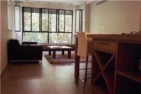 סלון וחלונות בלגיים - מאור לוי