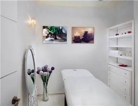 חדר טיפולים בעיצוב לימור בן הרוש