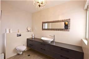 חדר אמבטיה בעיצוב לימור בן הרוש