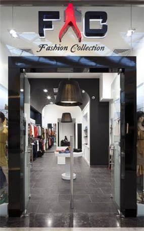 חנות בגדים בעיצובה של לימור בן הרוש