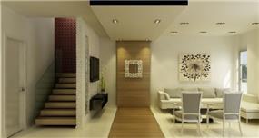 חדר מגורים