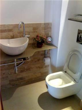 חדר רחצה - נעמה-תכנון ועיצוב אדריכלי