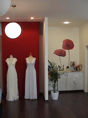 סטודיו  לעיצוב שמלות כלה, קיבוץ אלונים - גלי הנדל אדריכלות ועיצוב פנים