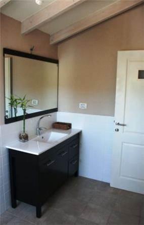 חדר אמבטיה - גלי הנדל אדריכלות ועיצוב פנים
