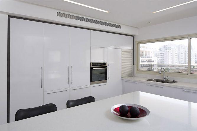 מטבח, יוסי שאול עיצוב ואדריכלות פנים