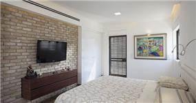 חדר שינה בסגנון כפרי קלאסי אלגנטי-יוסי שאול