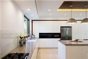 מטבח בעיצוב מודרני, יוסי שאול YS-DESIGN
