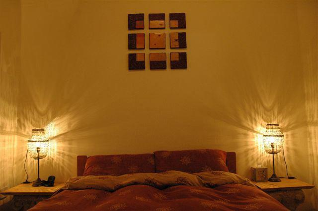 חדר שינה - בלס יותם- עיצוב ואדריכלות פנים