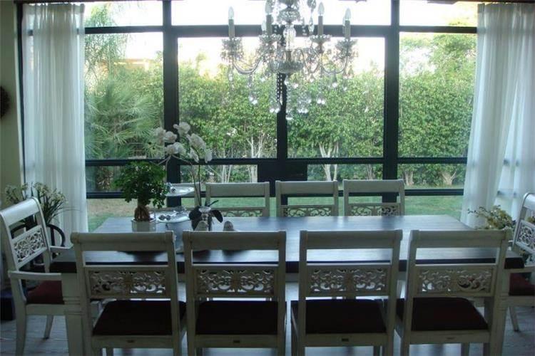 פינת אוכל - בלס יותם- עיצוב ואדריכלות פנים