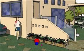 הדמייה - בלס יותם- עיצוב ואדריכלות פנים