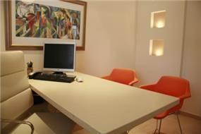 חדר עבודה - רוני באריל - אדריכלות ועיצוב פנים