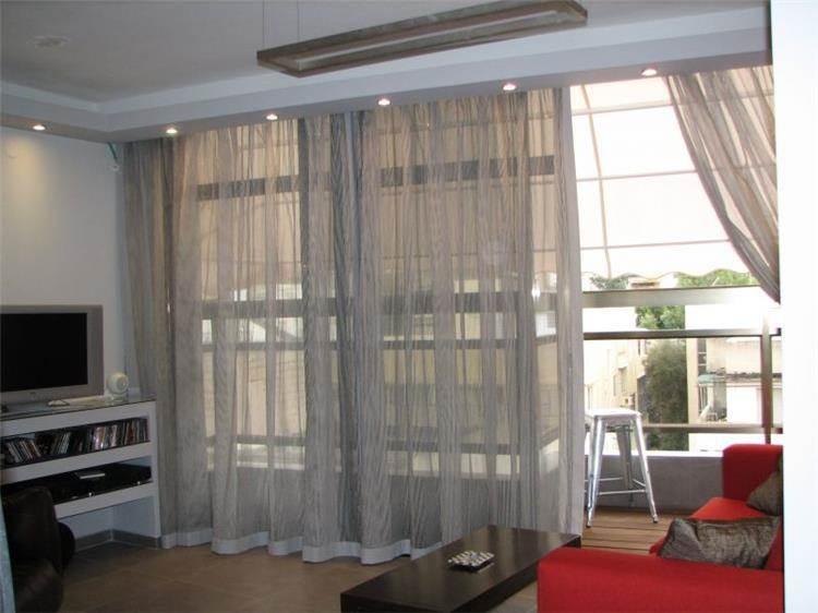חדר מגורים - אלמוג אדריכלות ועיצוב פנים