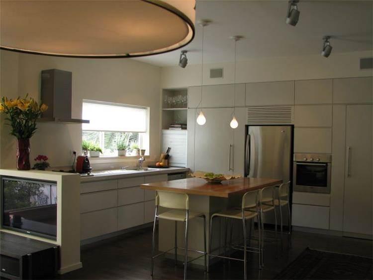 מטבח, דירה, תל אביב - אלמוג אדריכלות ועיצוב פנים