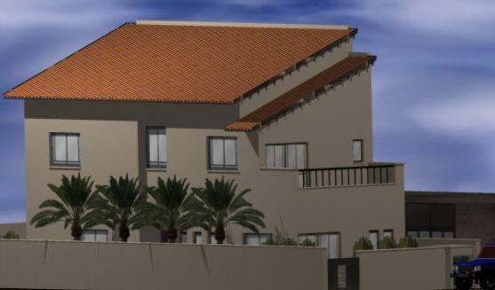 בית פרטי, הדמיה - תומר אדריכלים