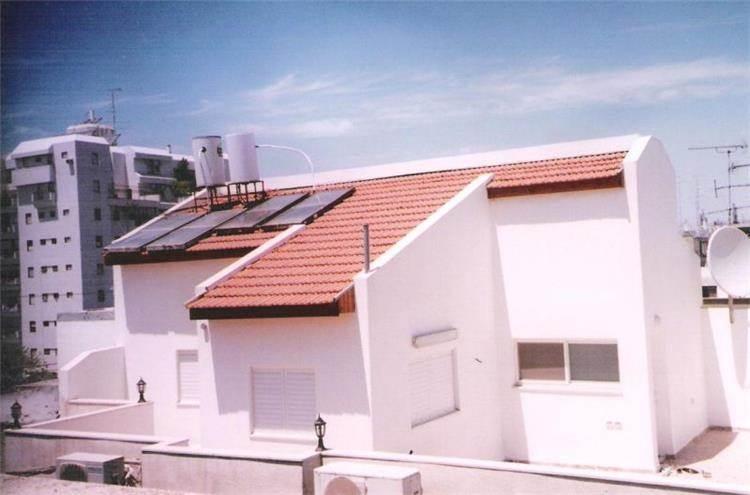גג רעפים - תומר אדריכלים