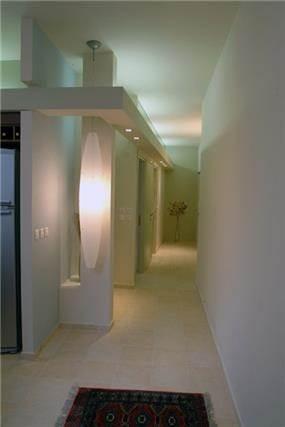 מסדרון, דירה, ת''א - תמי אורנשטין אדריכלים