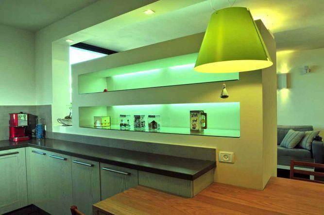 """מטבח, דירה, ת""""א - תמי אורנשטין אדריכלים"""