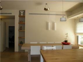 פינת אוכל, בית פרטי, כפר סבא - תמי אורנשטין אדריכלים