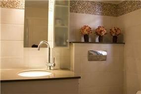 חדר אמבטיה - קו האופק - Anat Design (ענת גורן)