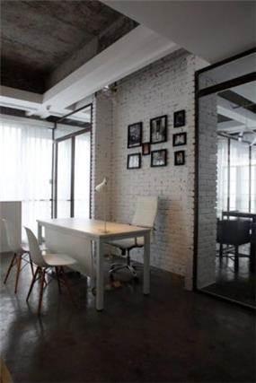 עיצוב חדר עבודה, אושרת אביב - אדריכלות פנים