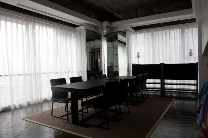 חדר עבודה יוקרתי, אושרת אביב - אדריכלות פנים