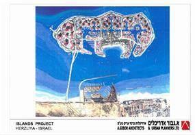 """איי תל אביב - א.גבור אדריכלים אדריכלות ובינוי ערים בע""""מ"""